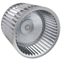 "10"" x 7"" CCW 1/2"" Blower Wheel"