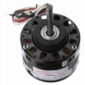 "5"" 2-Speed Single Shaft Open Fan/Blower Motor (115V, 1050 RPM, 1/8, 1/11 HP)"