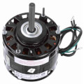 "5"" 1-Speed Single Shaft Open Fan/Blower Motor (115V, 1050 RPM, 1/6 HP)"