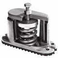 "1"" Deflection Spring Floor Mount Vibration Isolator (45 lbs Capacity)"