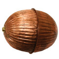 "Float Ball, (4"" x 5"") copper, (box of 12)"