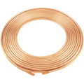 "1/4"" OD x 50' Copper Refrigeration Tubing Coil"