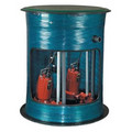 """2 HP Single Stage Grinder Package w/ Float Switch, 208/230v, 36"""" x 48"""" Basin"""