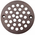 Oil Rubbed Bronze Snap-In Strainer