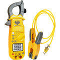 DL379, 400A AC/DC Clamp Multimeter with Pipe Clamp (750V)