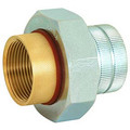 "2-1/2"" IPT x 2-1/2 BPT Flanged Dielectric Union"