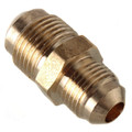 "(42R-86) 1/2"" x 3/8"" Brass Reducing Flare Union"