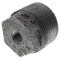 "1"" x 1/8"" Black Hexagon Bushing"