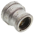 "1-1/4"" x 1"" Galvanized Malleable Reducing Couplings"