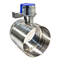 "8"" Automatic GVD Vent Damper, without harness"