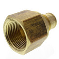 "3/4"" ProPEX x 1"" NPT Lead Free Brass Female Adapter"
