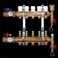 2 Loop Radiant Heat Manifold (EK25)