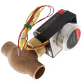 "3/4"" Sweat Motorized Zone Valve, w/ auxiliary switch"