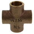 "1/2"" Cast Copper Cross (Lead Free)"