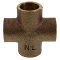 "1-1/2"" Cast Copper Cross (Lead Free)"