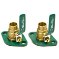 "3/4"" Sweat Shut-Off Freedom Swivel-Flange Set"