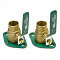 "1-1/2"" Sweat Shut-Off Freedom Swivel-Flange Set"