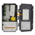 Electronic Temp Controller w/ 2 Temp Inputs, 4 SPDT Relays, 2 Analog Outputs, 2 Sensors