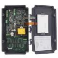 Electronic Temp Controller w/ 2 Temp Inputs, 2 Analog Outputs, 2 Sensors