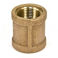 "1"" FIP Brass Coupling (Lead Free)"