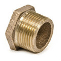 "1/2"" x 1/8"" MIP x FIP Brass Bushing (Lead Free)"
