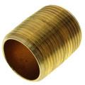 "1-1/4"" Brass Nipple Bundle Pack (Close to 6"" Length)"
