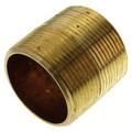 "1-1/2"" Brass Nipple Bundle Pack (Close to 6"" Length)"