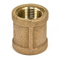 "1-1/4"" FIP Brass Coupling (Lead Free)"