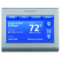 Prestige IAQ HD Thermostat (Silver Front/Grey Side)