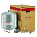 "TK300 Boiler Trim Kit w/ Check & Backflow Valves, 1-1/4"" Air Purger, & 4.4 Gal. Expansion Tank"