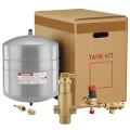 "TK30 Boiler Trim Kit w/ Check Valve, 1-1/4"" Sweat Air Eliminator, & 4.4 Gal. Expansion Tank"