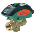 "1/2"" Geo-Sentry GeoThermal Zone Valve - Threaded, Normally Closed"