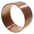 "3"" Copper DWV Coupling Less Stop"