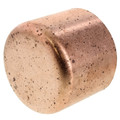 "1-1/4"" Copper Cap"