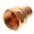 "3/4"" x 1"" Copper x Female Adapter"