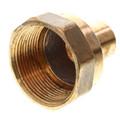 """3/4"""" x 1-1/2"""" Copper x Female Adapter"""