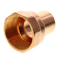"1"" x 1-1/4"" Copper x Female Adapter"