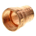 "1-1/4"" Copper x Female Adapter"