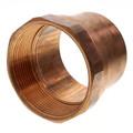 """3"""" Copper x Female Adapter"""