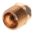 "1/2"" x 3/4"" Copper x Male Adapter"