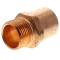 "1"" x 3/4"" Copper X Male Adapter"