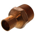 "1/2"" x 3/4"" FTG x Male Street Adapter"