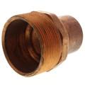 "1-1/2"" x 2"" Copper x Male Adapter"