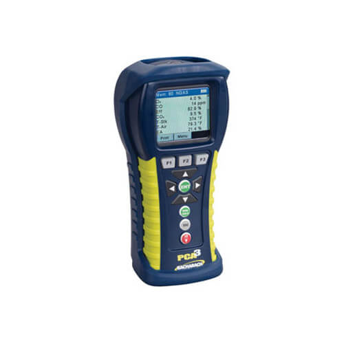 PCA 3 265 Portable Combustion Analyzer (O2, CO, NO, NO2)