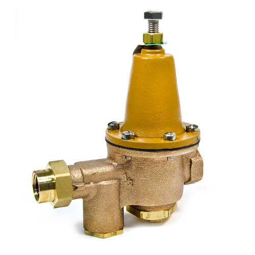 "1-1/2"" U5B-Z3 Pressure Reducing Valve with Bypass Check Valve"