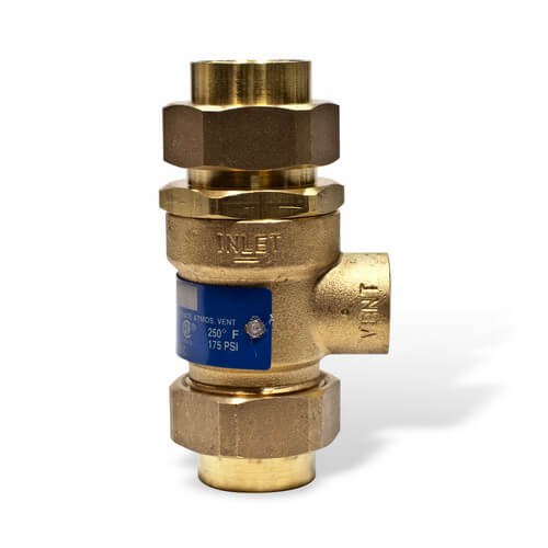 "BBFP, 1/2"" IPS Backflow Preventer"