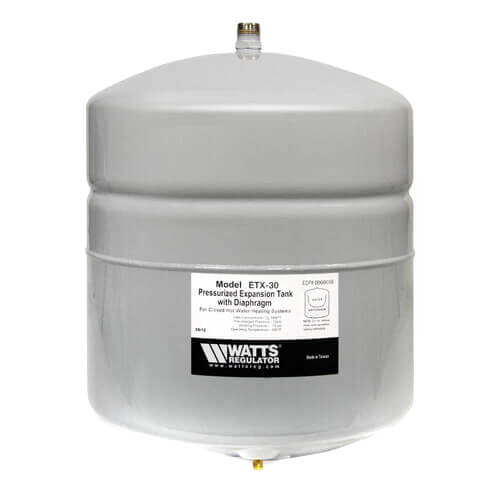 ETX-30, 4.5 Gallon Non-Potable Water Expansion Tank