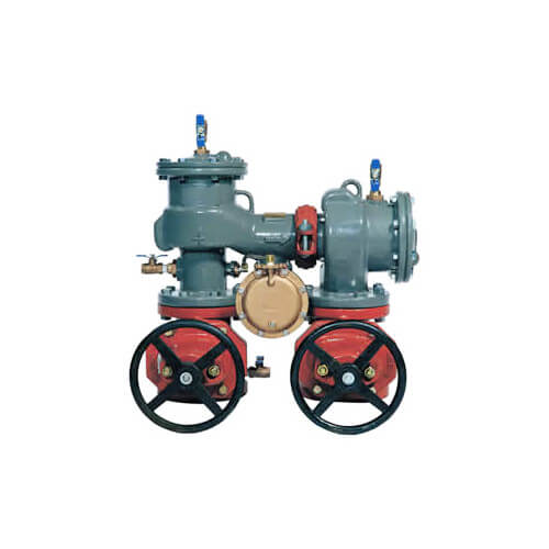 "4"" 880V MasterSeries Configurable Design Reduced Pressure Zone Assembly (Lead Free) Product Image"