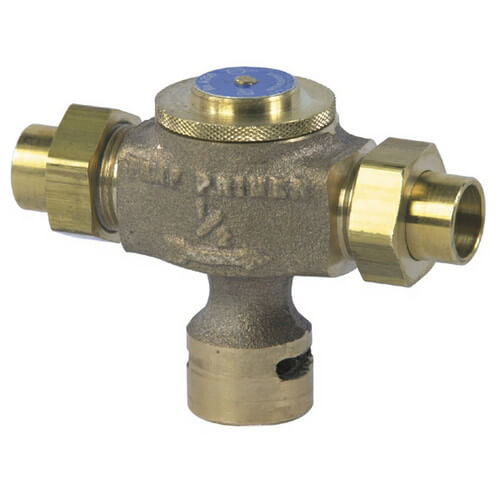 "BBFP, 3/4"" IPS Backflow Preventer"
