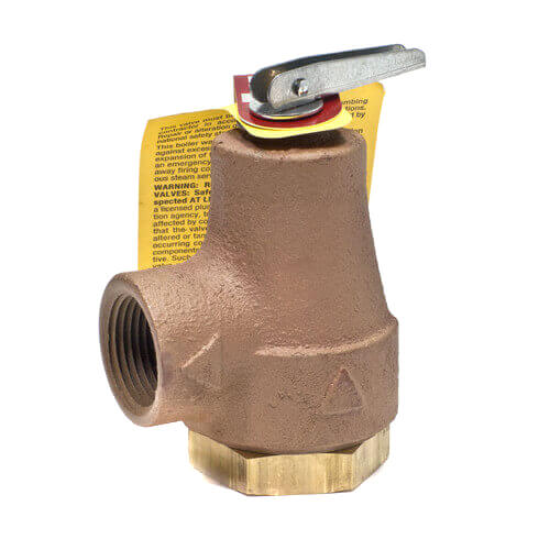 "3/4"" 374A Relief Valve (30 psi) Product Image"